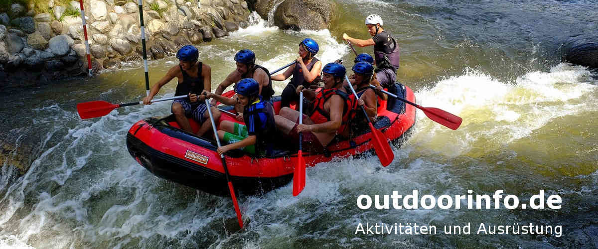 outdoorinfo.de - Aktivitäten und Ausrüstung